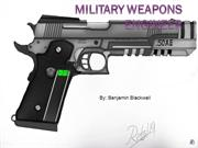 military weapons engeneer