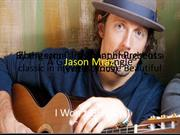 I Wont Give Up - Jason Mraz