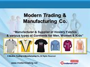 Modern Trading And  Manufacturing Co. Delhi India