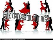 Folk Dances in Our Area