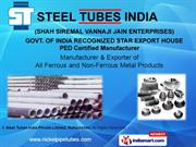 Steel Tubes Private Limited  Maharashtra India