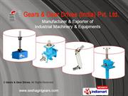 Gears and Gear Drives Pvt Ltd Karnataka India