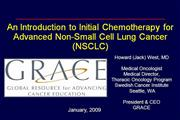 GRACE Intro to Adv NSCLC 1st Line Chemo