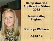Camp America Powerpoint