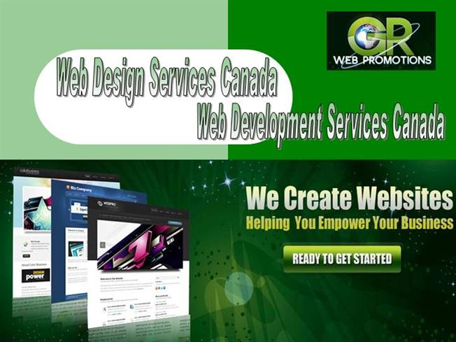 Web Design Services Canada Web Development Services Canada Authorstream
