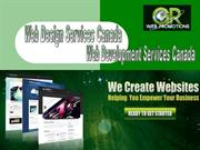 Web Design Services Canada, Web Development Services Canada