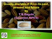 Quality of grain Ppt.Final