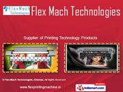 Flex Mach Technologies Tamil Nadu India