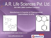 A. R. Life Sciences Private Limited Andhra Pradesh India