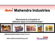 Mahendra Industries  Madhya Pradesh  India