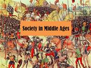 Society in Middle Ages