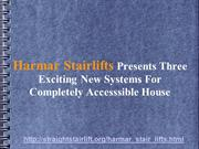 3 New Summit StairLifts Alpine Sierra Pinnacle
