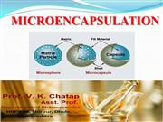 MICROSPHERE & MICROCAPSULES