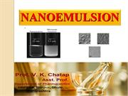 NANOEMULSION CHATAP