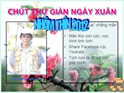 CHUT THU GIAN XUAN NHAM THIN- 2012