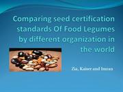 SEED CERTIFICATION
