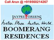 Jaypee Greens Boomerang Residences Sector128 Noida Location Map Price