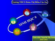 Bi 14 Thc hnh quan st hnh thi nhim sc th