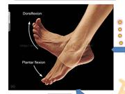 Marma manipulation of foot --Dr.Bhat's method