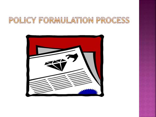 Image result for Policy formulation