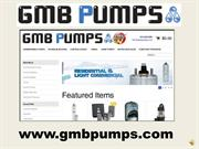 GMB Pumps - Youtube - Sta Rite Well Pumps