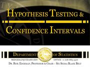 Statistics_Hypothesis-Testing-&-Confidence-Intervals