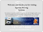moving with spartan moving systems (los angeles movers) is special