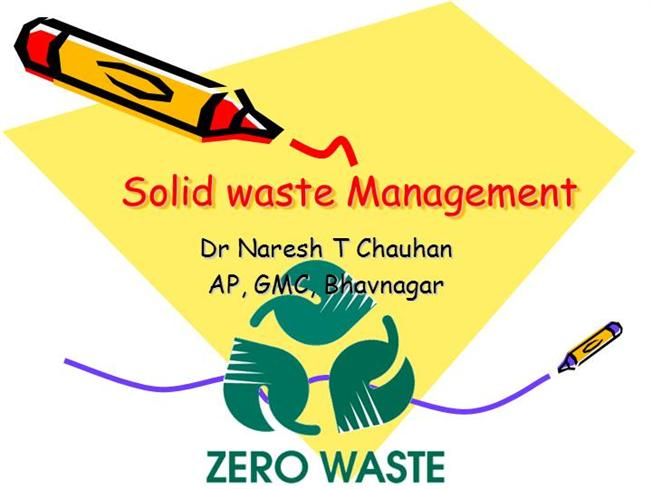 Solid Waste Management |Authorstream