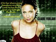 178 A Rare Beauty   Claire Forlani by Trinity Blu
