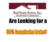 100% Commission Broker Sacramento