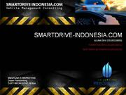 E-marketing plan smartdriveindonesia