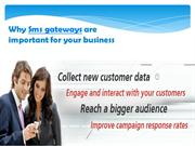 Why Sms gateways are important for your business shortcodes.com