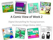 A Comic View of Week 2