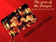 CHINESE NEW YEAR 2012 virtual