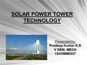 Solar Tower (by pradeep)