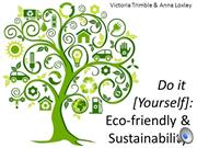 Eco-friendly and Sustainability