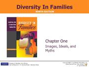 Sociology of the Family Chapter One