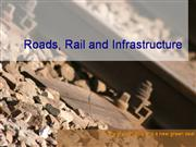 FInance Crisis - Roads and Rail