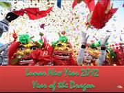 Lunar New Year 2012 - Year of the Dragon