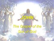 Invitation to the New Testament 7: John