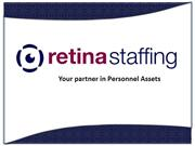 Who Is Retina Staffing.v