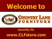Country Lane Furniture Slideshow