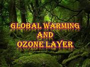 Global Warming And Ozone Layer