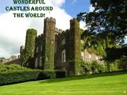 99018 Wonderful Castles Around The World par Daisy