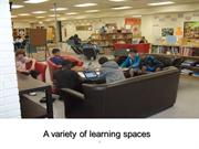 Learning Commons: Physical Space