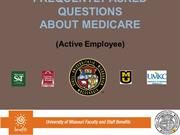 Active Employee Medicare FAQ
