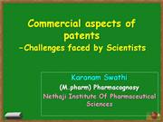 commercial aspects of patents