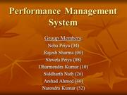 performance-management-system