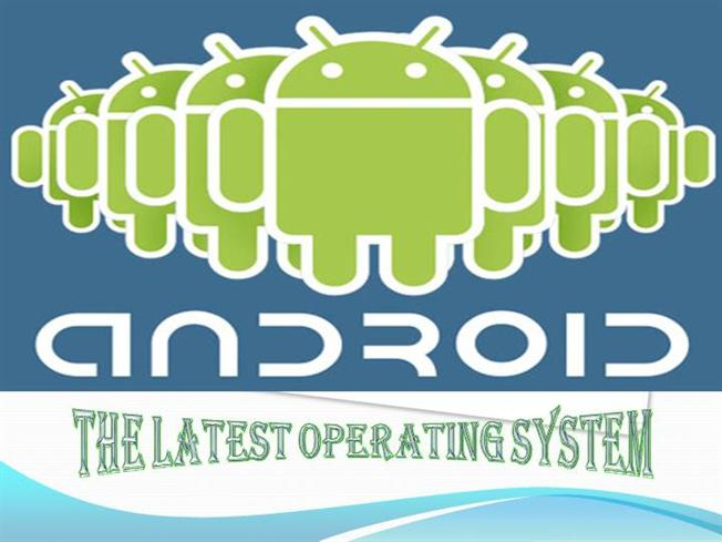 Android Operating System Pdf