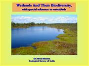 Faunal   DIVERSITY in wetlands
